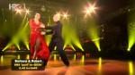 Barbara Radulović i Robert Schubert u sedmoj emisiji Plesa sa zvijezdama - tango