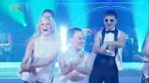 Gangam Style u Plesu sa zvijezdama