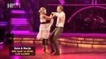 Saša Lozar i Marija Šantek u sedmoj emisiji Plesa sa zvijezdama jive