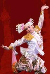 Burmanski ples