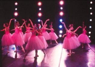 baletna koreografija
