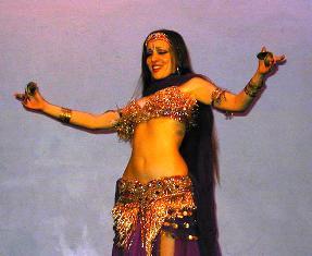trbušni orijentalni ples