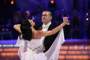 Damir Markovina i Ana Herceg u prvoj emisiji Plesa sa zvijezdama