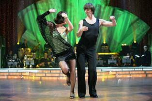 Davor Gobac i Tamara Despot u prvoj emisiji Plesa sa zvijezdama