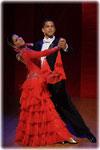 Mario i Ana  pobjednici treće sezone Plesa sa zvijezdama (foto: HRT)