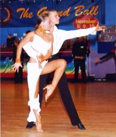 rumba latinoamerički ples