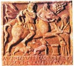 Ilirski bog Silvan