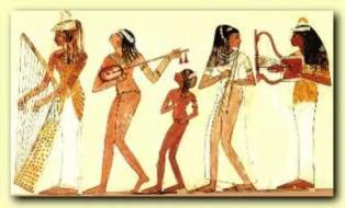 Ples Egipat