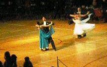sportski ples hrvatska 2008
