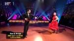 Ana Begić Tahiri i Hrvoje Kraševac u četvrtoj emisiji Plesa sa zvijezdama