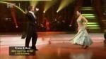 Frano Domitrović i Ana Domišljanović u drugoj emisiji Plesa sa zvijezdama - quickstep