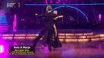 Saša Lozar i Marija Šantek u trećoj emisiji Plesa sa zvijezdama