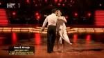 Ana Begić Tahiri i Hrvoje Kraševac u šestoj emisiji Plesa sa zvijezdama rumba