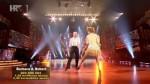 Barbara Radulović i Robert Schubert u petoj emisiji Plesa sa zvijezdama - pobjednički cha cha cha
