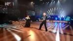 Barbara Radulović i Robert Schubert u šestoj emisiji Plesa sa zvijezdama quickstep