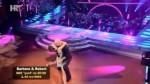Barbara Radulović i Robert Schubert u šestoj emisiji Plesa sa zvijezdama - rumba