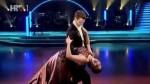 Mirna Medaković i Damir Horvatinčić u šestoj emisiji Plesa sa zvijezdama slowfox