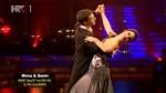 Mirna Medaković i Damir Horvatinčić u sedmoj emisiji Plesa sa zvijezdama - engleski valcer