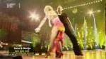 Saša Lozar i Marija Šantek u finalnoj emisiji Plesa sa zvijezdama - samba