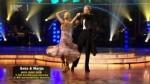 Saša Lozar i Marija Šantek u sedmoj emisiji Plesa sa zvijezdama - engleski valcer