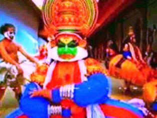 Indijski ples pod maskama