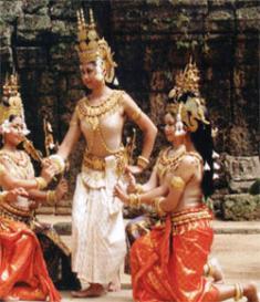Ples u Kambodži