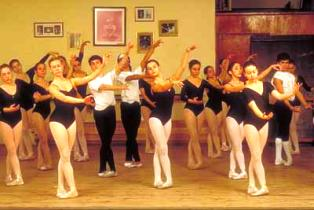 baletna škola