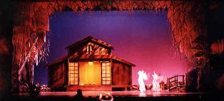 baletne kulise