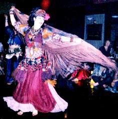 orijentalni ples