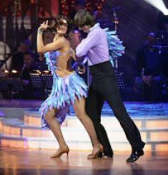 Davor Gobac i Tamara Despot u petoj emisiji Plesa sa zvijezdama