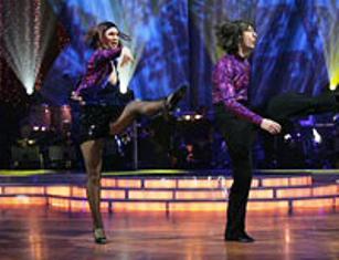 Davor Gobac i Tamara Despot u polufinalnoj emisiji Plesa sa zvijezdama