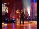 Antonija Šola i Hrvoje Kraševac u prvoj emisiji Plesa sa zvijezdama