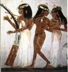 Ples stari Egipat