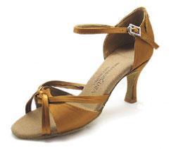 Ženske plesne cipele latinoamerički ples