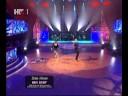 Zlata Muck i Ištvan Varga u trećoj emisiji Plesa sa zvijezdama 2008 - jive